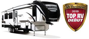 2019-KZ-RV-Durango-D333RLT-RV-Business-Top-Debut-Fifth-Wheel-Exterior